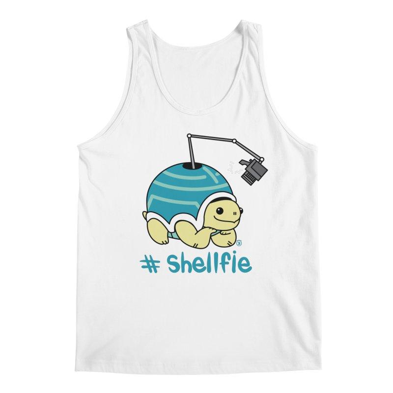 SHELLFIE Men's Tank by Tripleta Studio Shop