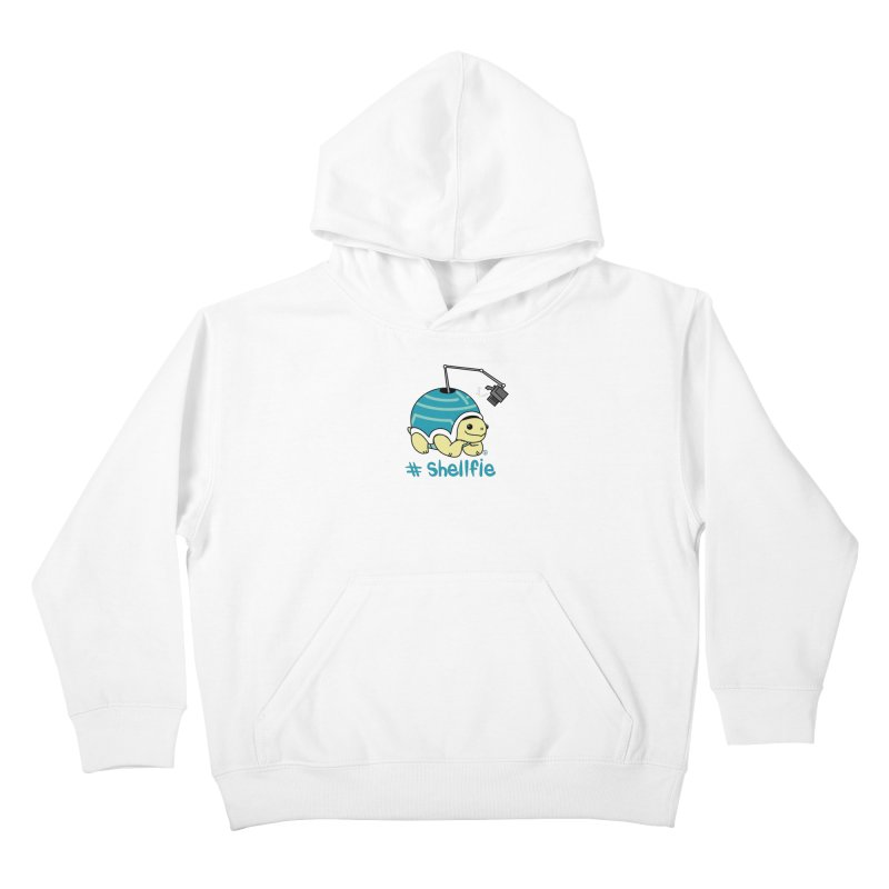 SHELLFIE Kids Pullover Hoody by Tripleta Studio Shop
