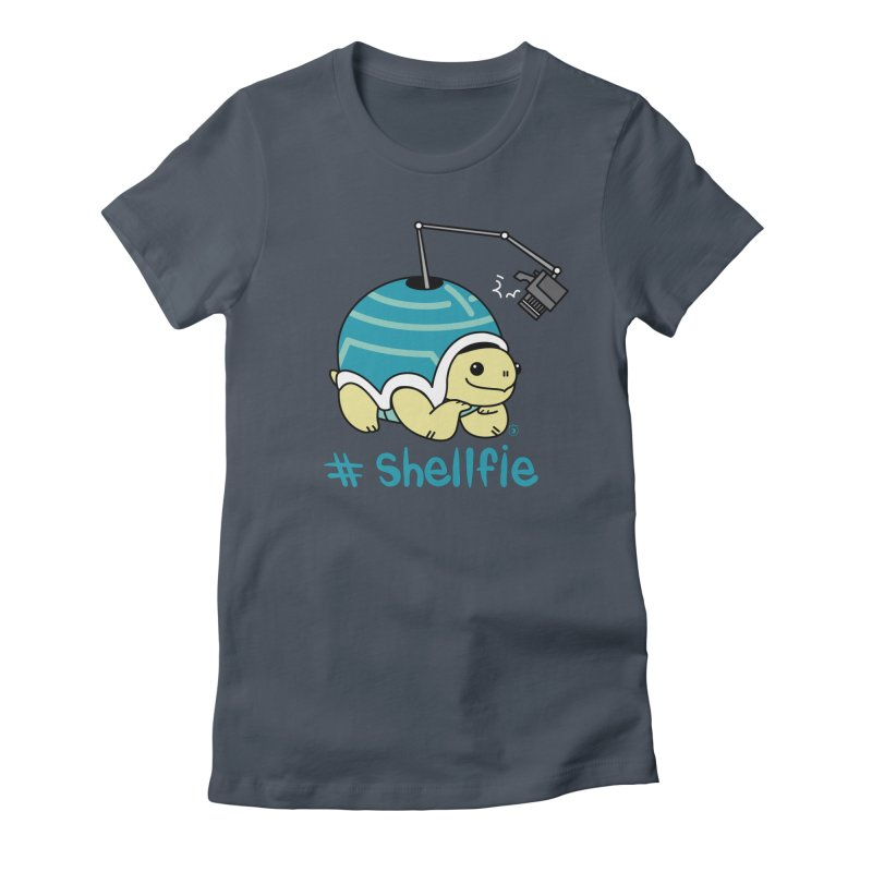 SHELLFIE Women's T-Shirt by Tripleta Studio Shop