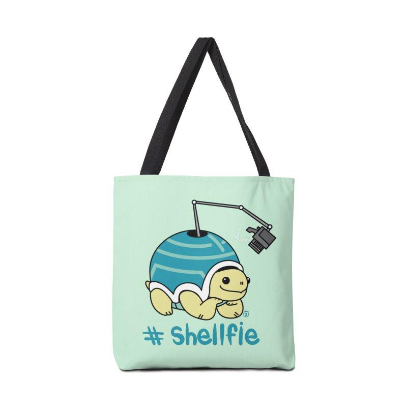 SHELLFIE Accessories Bag by Tripleta Gourmet Clothing