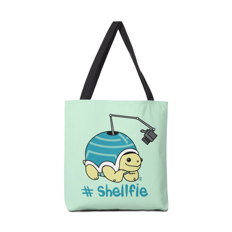 SHELLFIE Accessories Tote Bag Bag by Tripleta Studio Shop