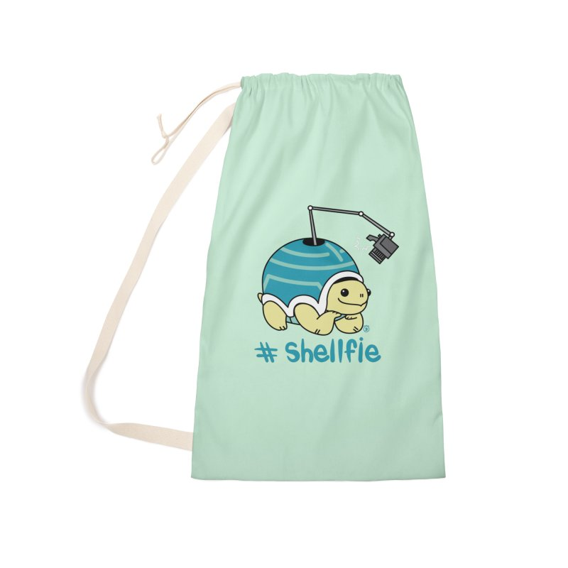 SHELLFIE Accessories Laundry Bag Bag by Tripleta Studio Shop