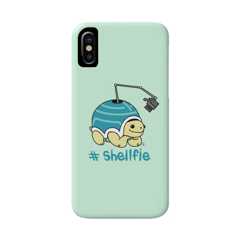SHELLFIE Accessories Phone Case by Tripleta Gourmet Clothing