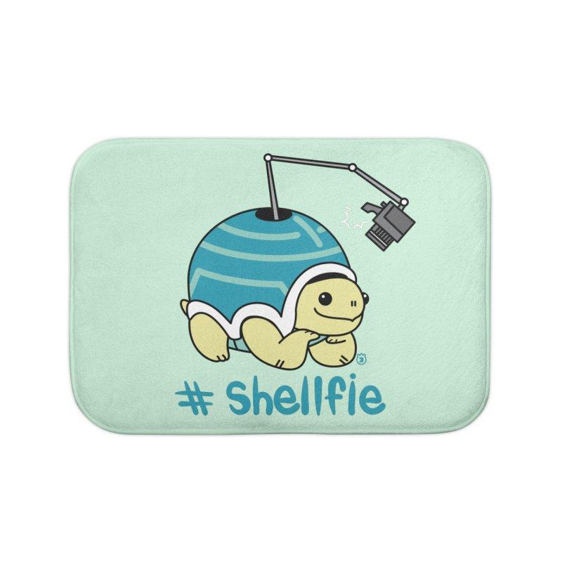 SHELLFIE Home Bath Mat by Tripleta Gourmet Clothing