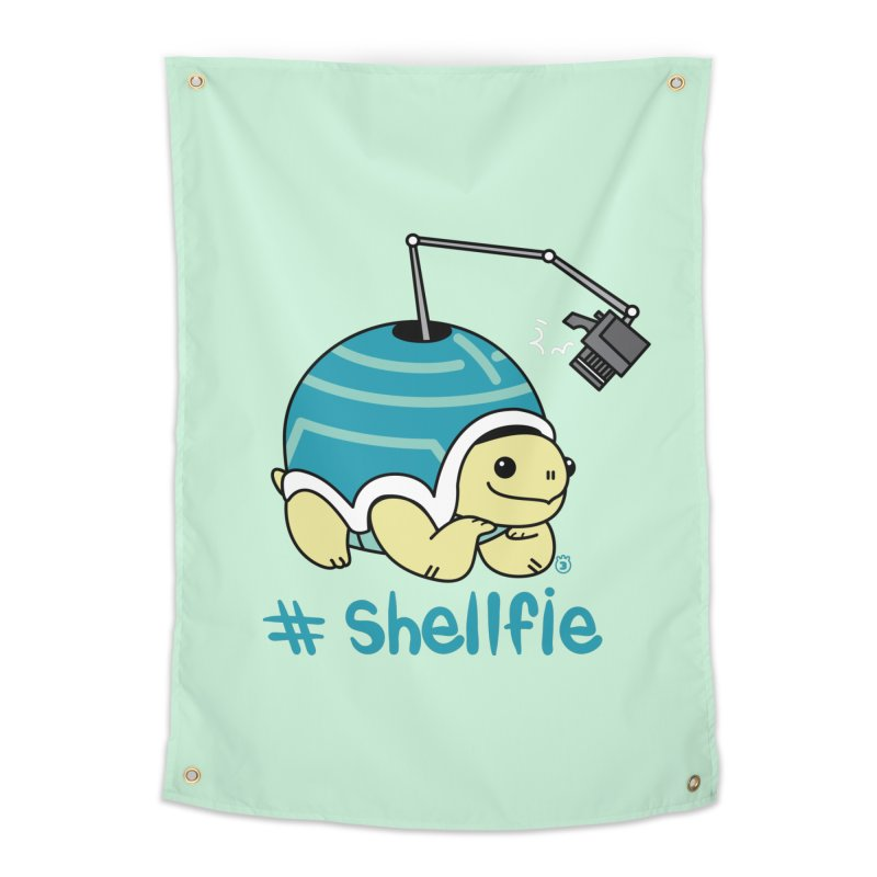 SHELLFIE Home Tapestry by Tripleta Gourmet Clothing