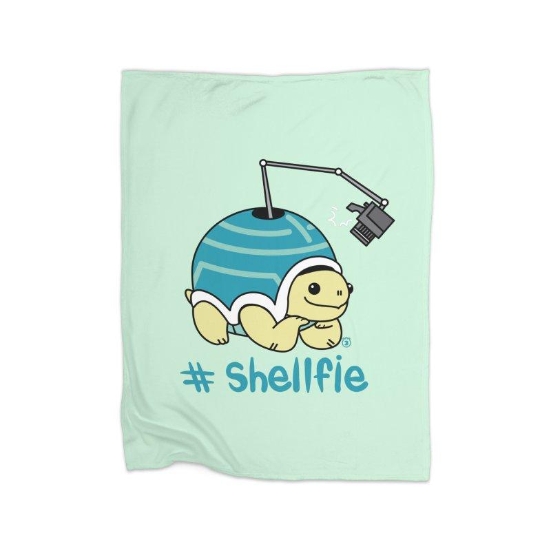 SHELLFIE Home Blanket by Tripleta Gourmet Clothing