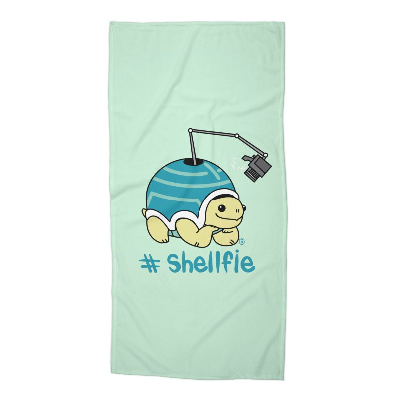 SHELLFIE Accessories Beach Towel by Tripleta Gourmet Clothing