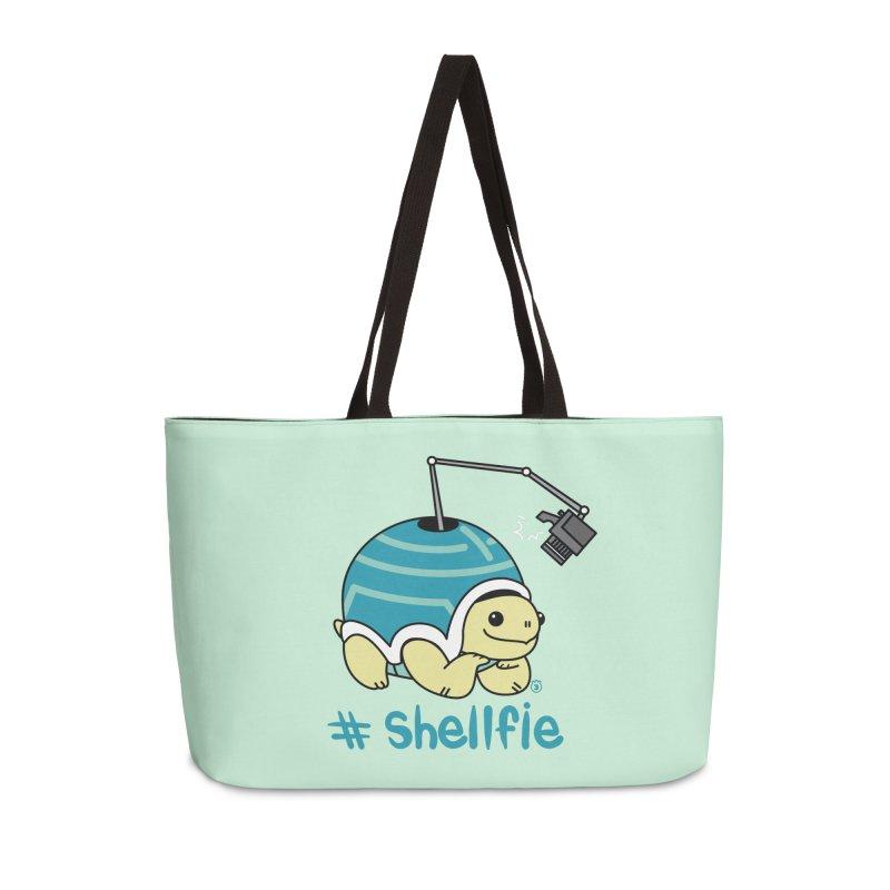 SHELLFIE Accessories Weekender Bag Bag by Tripleta Studio Shop