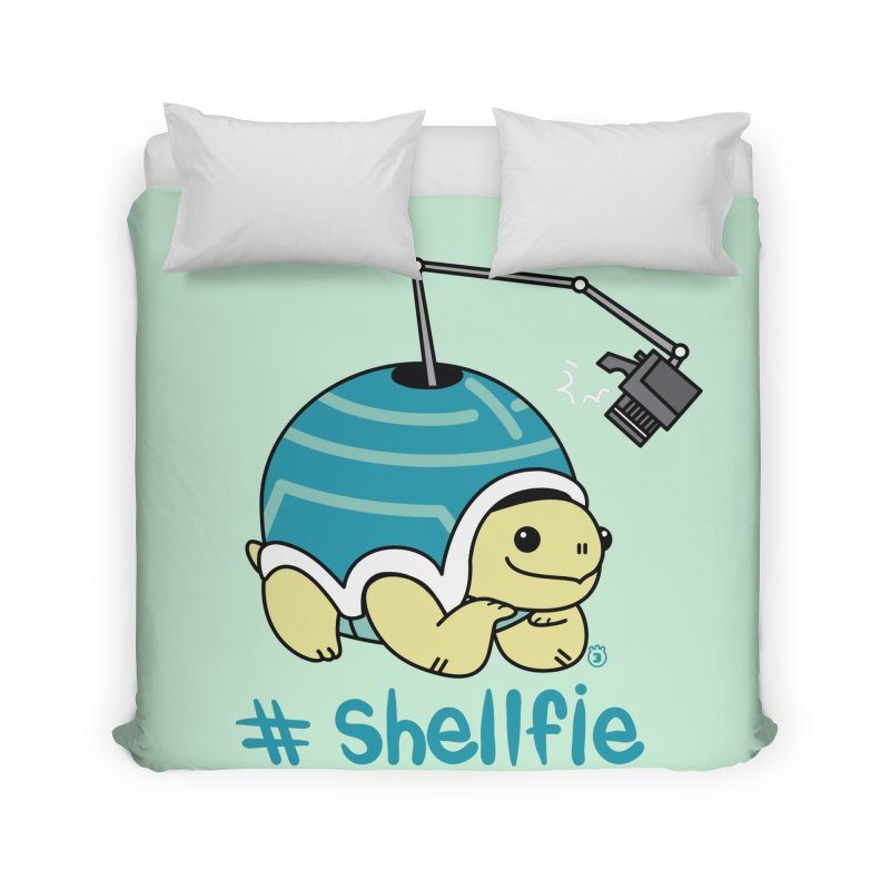 SHELLFIE Home Duvet by Tripleta Gourmet Clothing