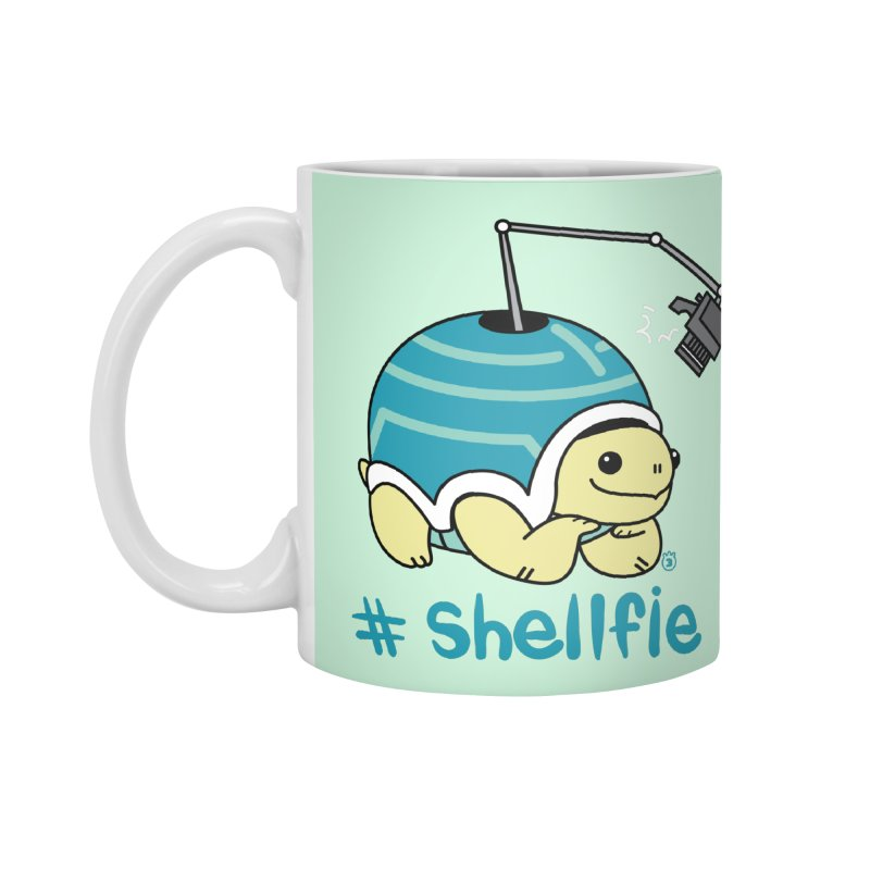 SHELLFIE Accessories Mug by Tripleta Gourmet Clothing