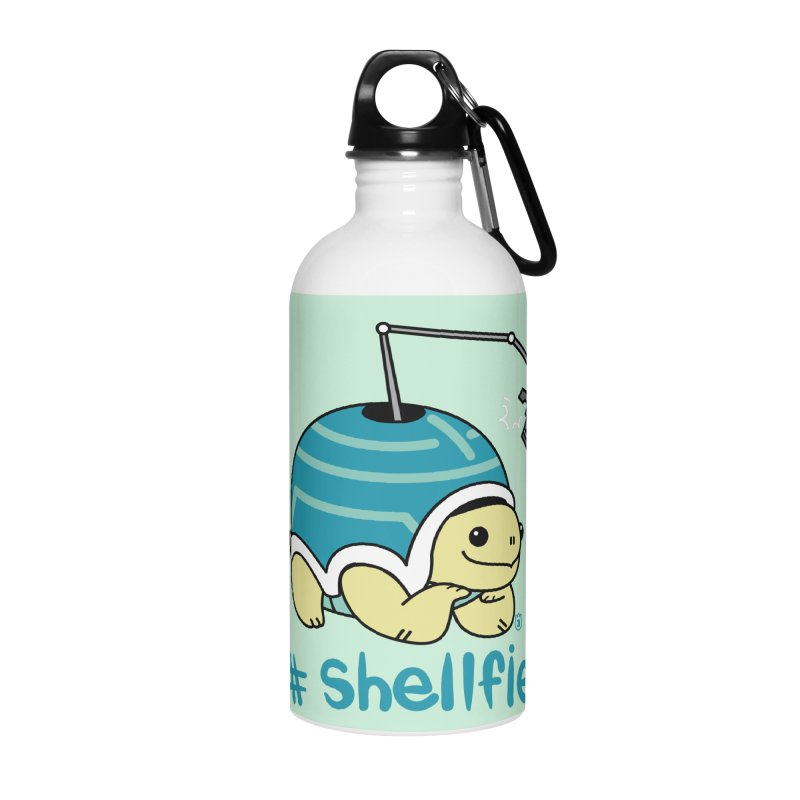 SHELLFIE Accessories Water Bottle by Tripleta Gourmet Clothing