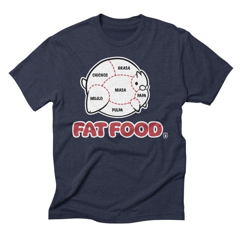 FAT FOOD Men's  by Tripleta Gourmet Clothing