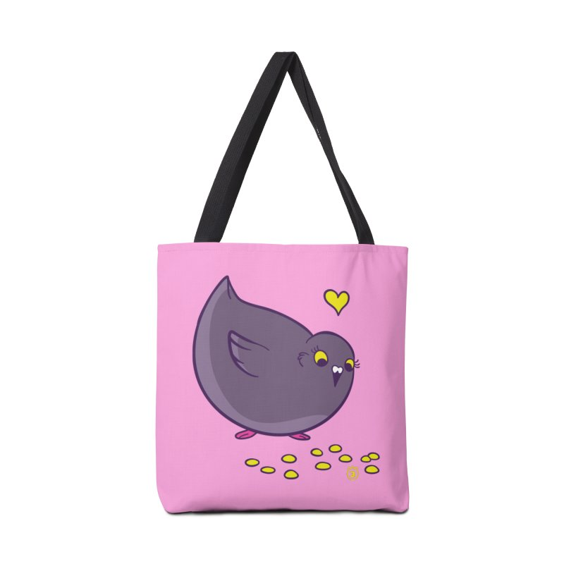 GOGO CORN Accessories Tote Bag Bag by Tripleta Studio Shop