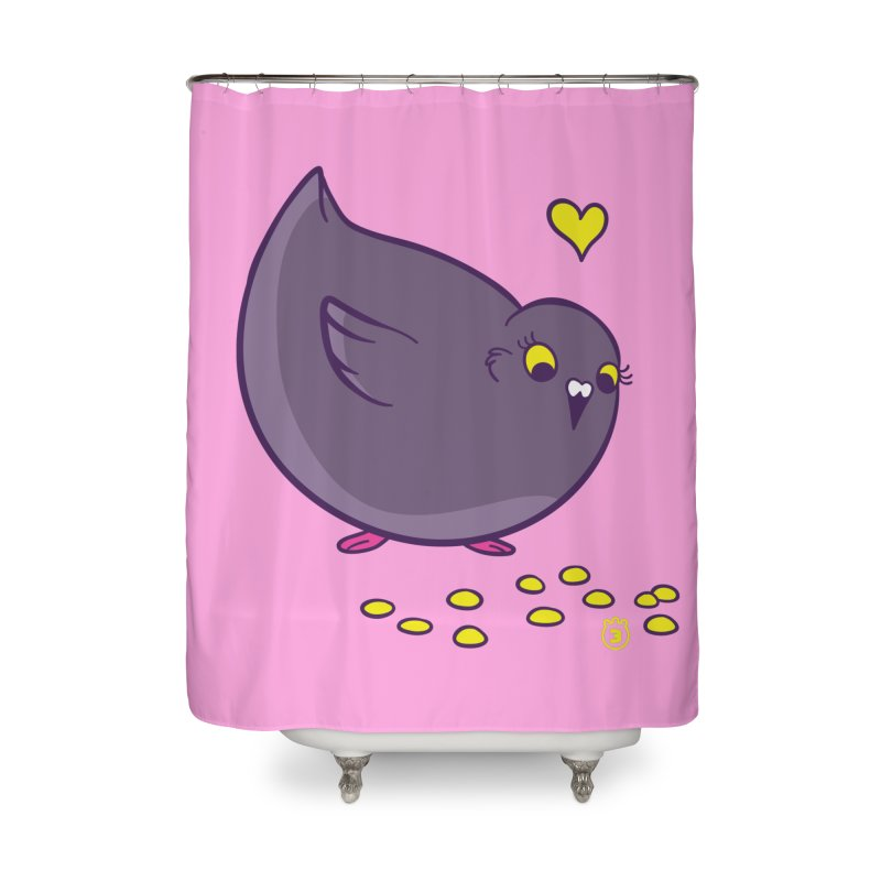 GOGO CORN Home Shower Curtain by Tripleta Gourmet Clothing