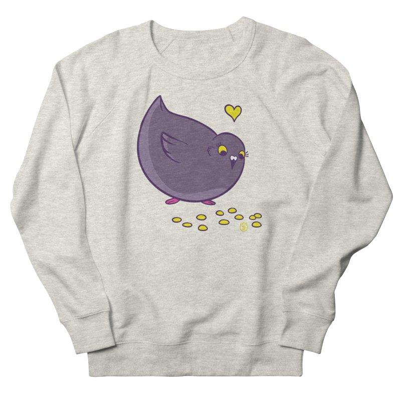 GOGO CORN Women's French Terry Sweatshirt by Tripleta Gourmet Clothing