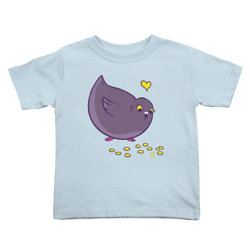 GOGO CORN Kids Toddler T-Shirt by Tripleta Studio Shop