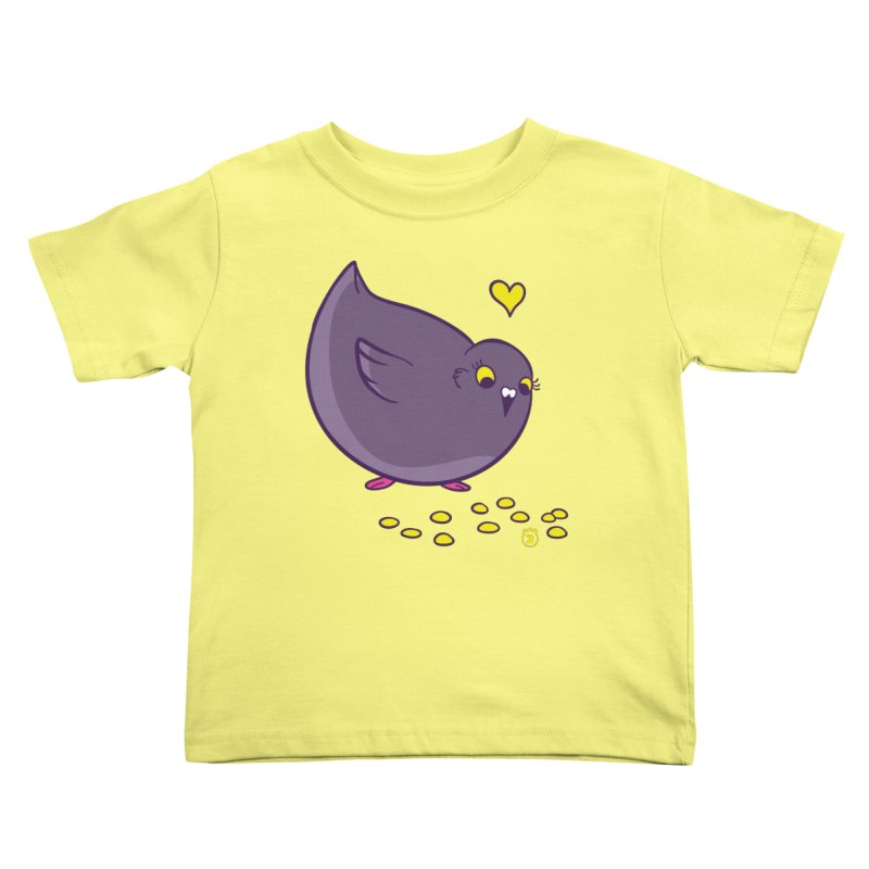 GOGO CORN Kids Toddler T-Shirt by Tripleta Studio Shop