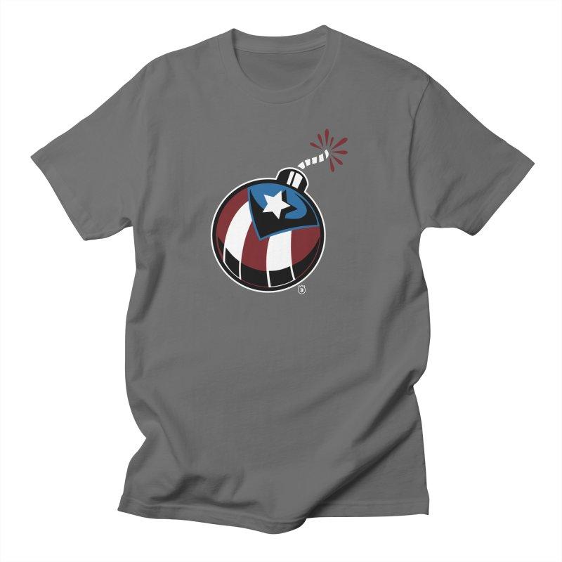 LA BOMBA Men's T-Shirt by Tripleta Studio Shop