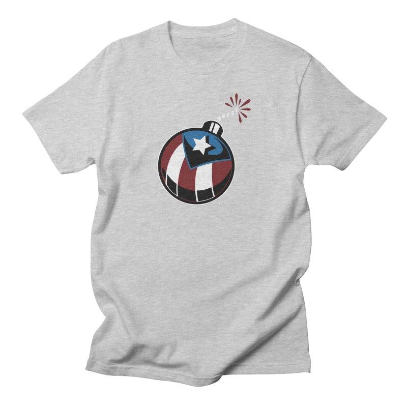 LA BOMBA Women's Unisex T-Shirt by Tripleta Gourmet Clothing