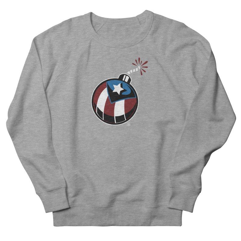 LA BOMBA Women's Sweatshirt by Tripleta Gourmet Clothing