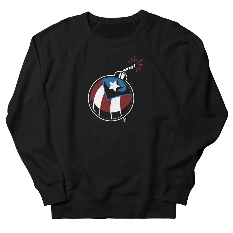 LA BOMBA Men's Sweatshirt by Tripleta Gourmet Clothing
