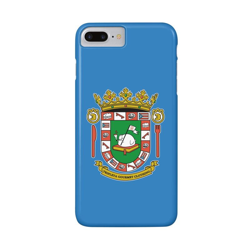 ESCUDO Accessories Phone Case by Tripleta Gourmet Clothing