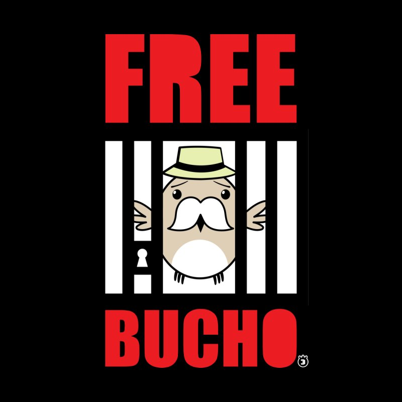 FREE BUCHO Men's T-Shirt by Tripleta Studio Shop