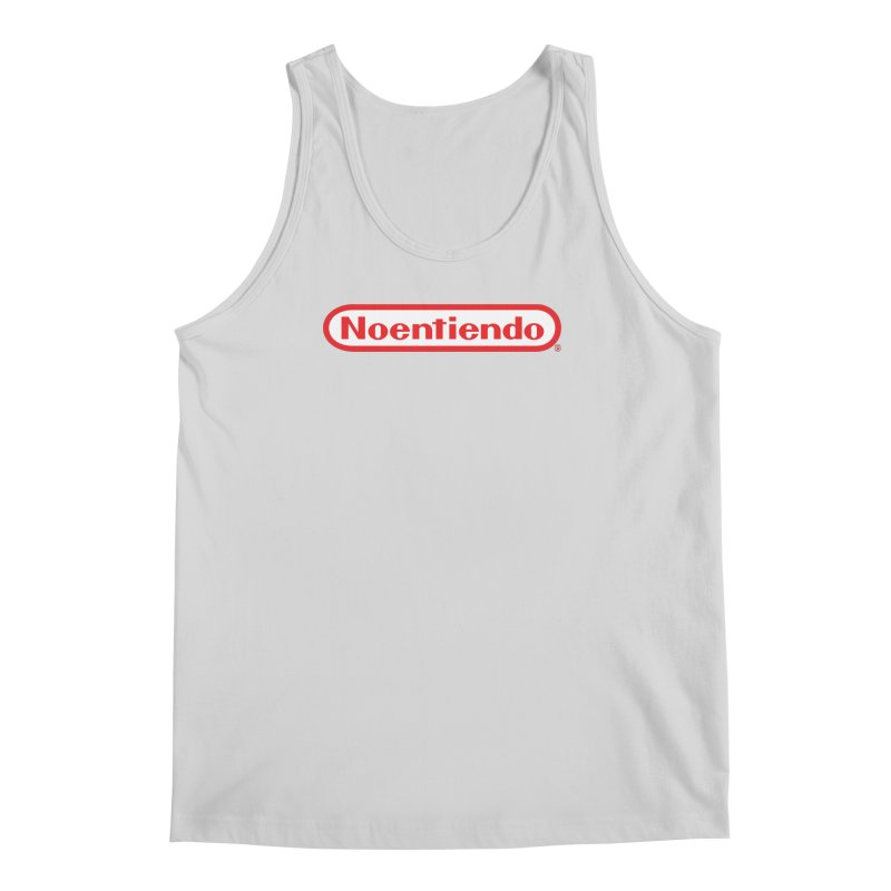 NOENTIENDO Men's Tank by Tripleta Gourmet Clothing