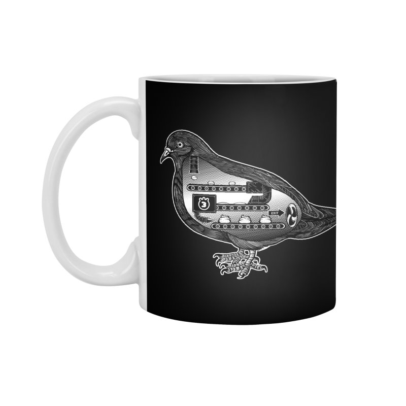 POOP FACTORY Accessories Mug by Tripleta Gourmet Clothing