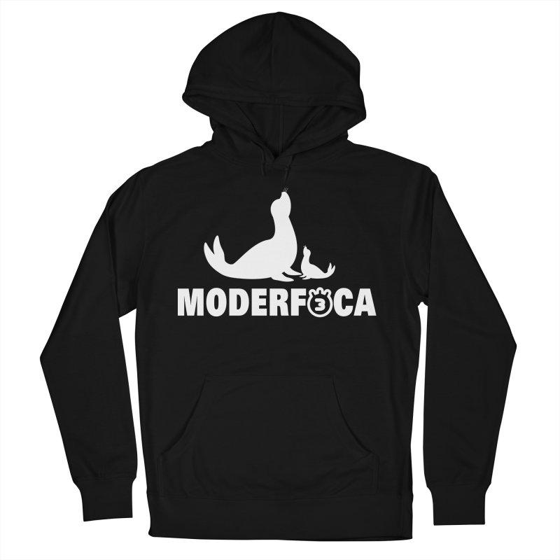 MODERFOCA Women's French Terry Pullover Hoody by Tripleta Gourmet Clothing