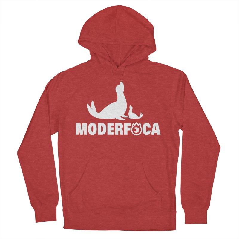 MODERFOCA Men's French Terry Pullover Hoody by Tripleta Gourmet Clothing
