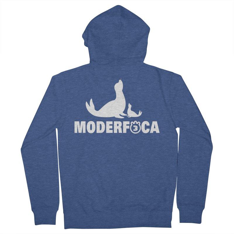 MODERFOCA Women's Zip-Up Hoody by Tripleta Gourmet Clothing