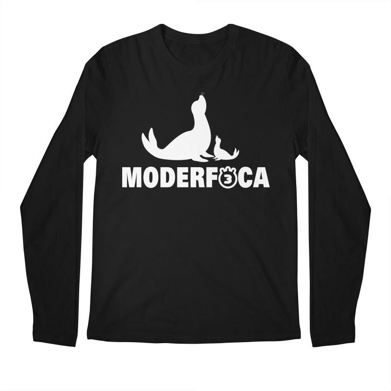 MODERFOCA Men's Longsleeve T-Shirt by Tripleta Gourmet Clothing