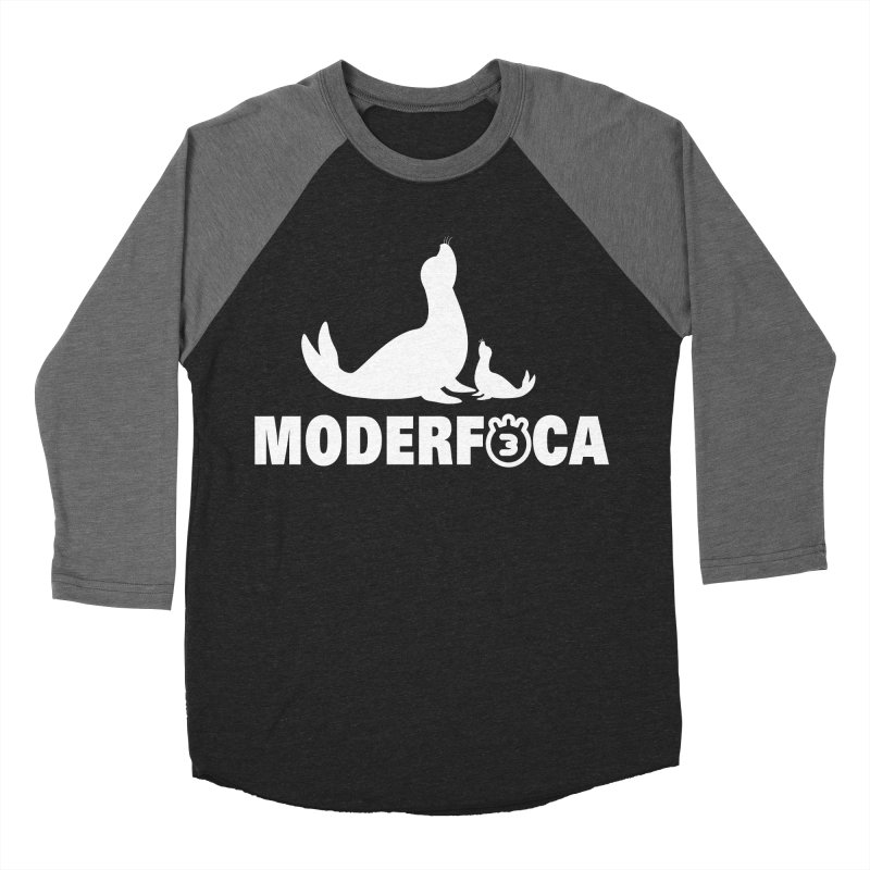 MODERFOCA Men's Baseball Triblend T-Shirt by Tripleta Gourmet Clothing