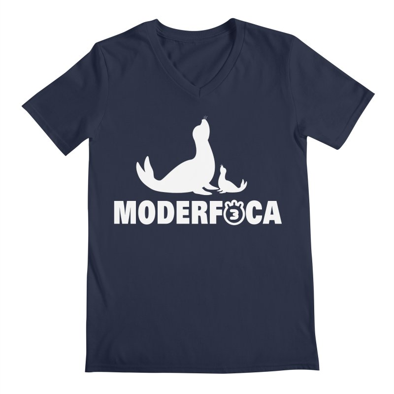 MODERFOCA Men's V-Neck by Tripleta Gourmet Clothing