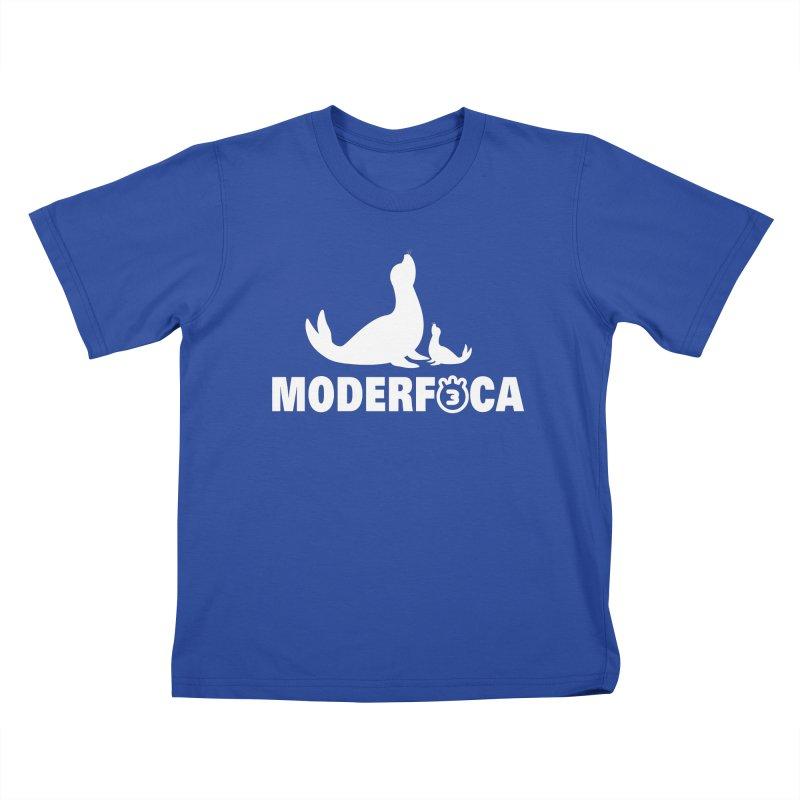 MODERFOCA Kids T-shirt by Tripleta Gourmet Clothing