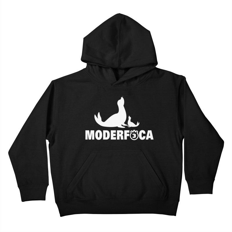 MODERFOCA Kids Pullover Hoody by Tripleta Gourmet Clothing