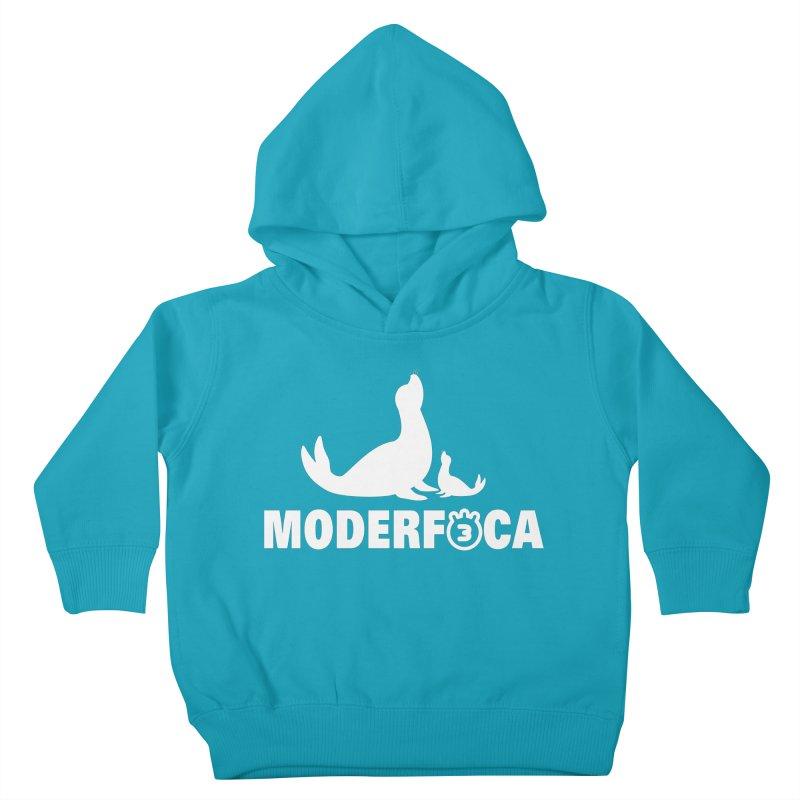MODERFOCA Kids Toddler Pullover Hoody by Tripleta Gourmet Clothing