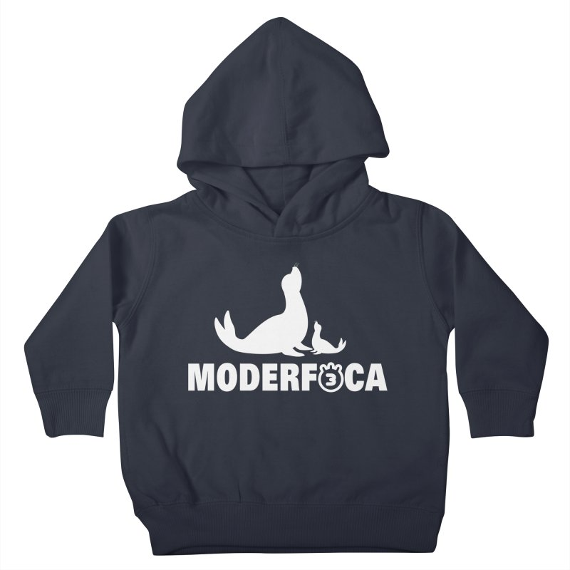 MODERFOCA Kids Toddler Pullover Hoody by Tripleta Gourmet Clothing