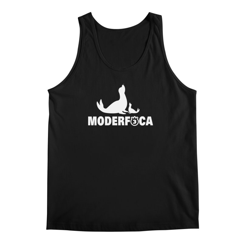 MODERFOCA Men's Tank by Tripleta Gourmet Clothing