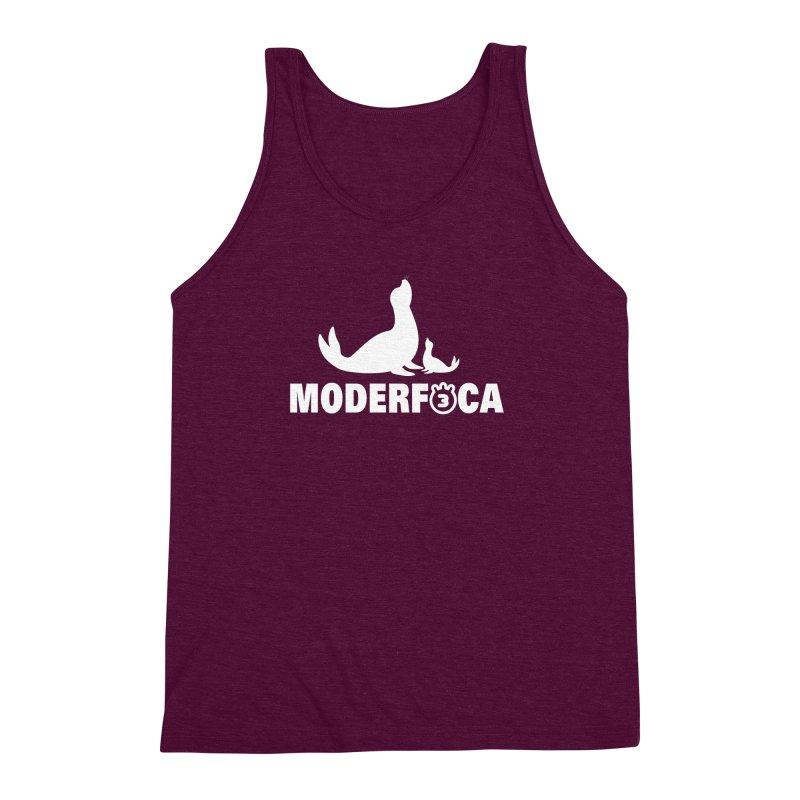 MODERFOCA Men's Triblend Tank by Tripleta Gourmet Clothing