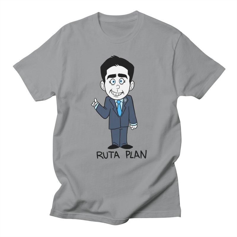 RUTA PLAN Men's T-Shirt by Tripleta Studio Shop