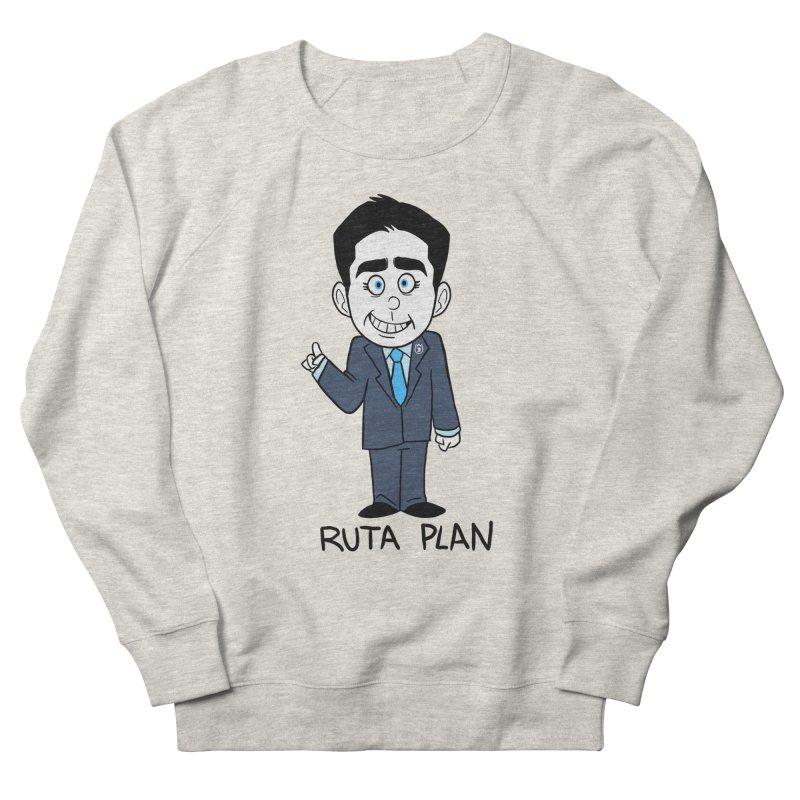 RUTA PLAN Women's French Terry Sweatshirt by Tripleta Studio Shop