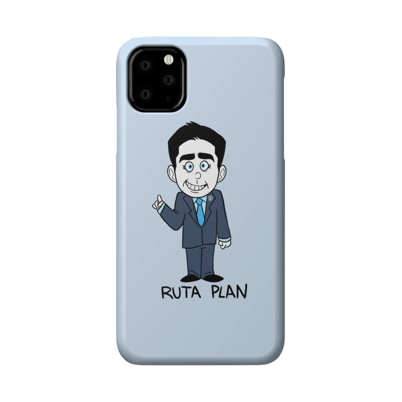 RUTA PLAN Accessories Phone Case by Tripleta Studio Shop
