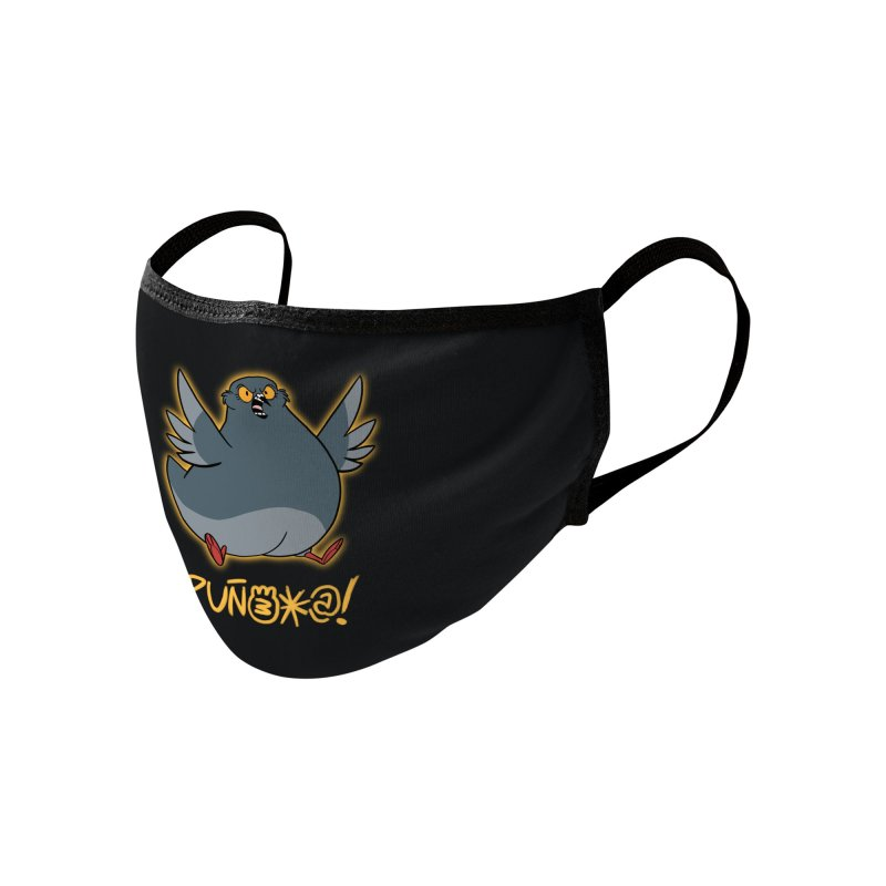 ENGOGONAMIENTO Accessories Face Mask by Tripleta Studio Shop