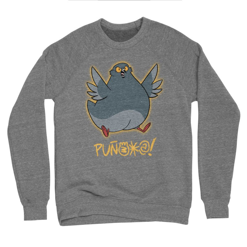 ENGOGONAMIENTO Men's Sponge Fleece Sweatshirt by Tripleta Studio Shop