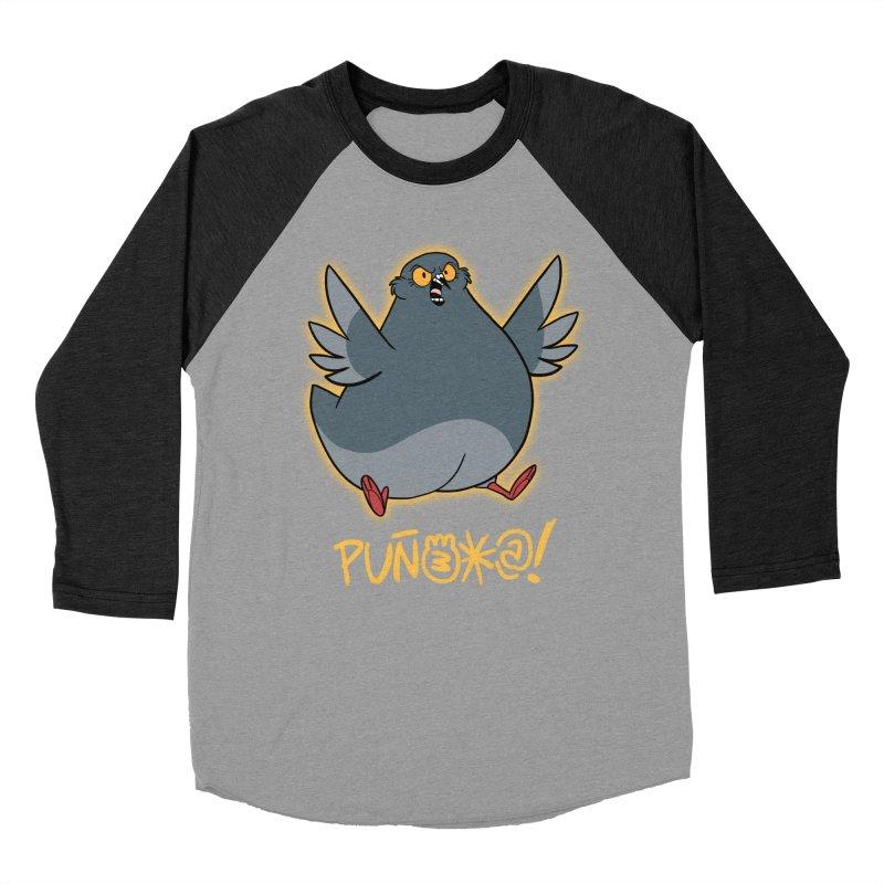 ENGOGONAMIENTO Women's Baseball Triblend Longsleeve T-Shirt by Tripleta Studio Shop