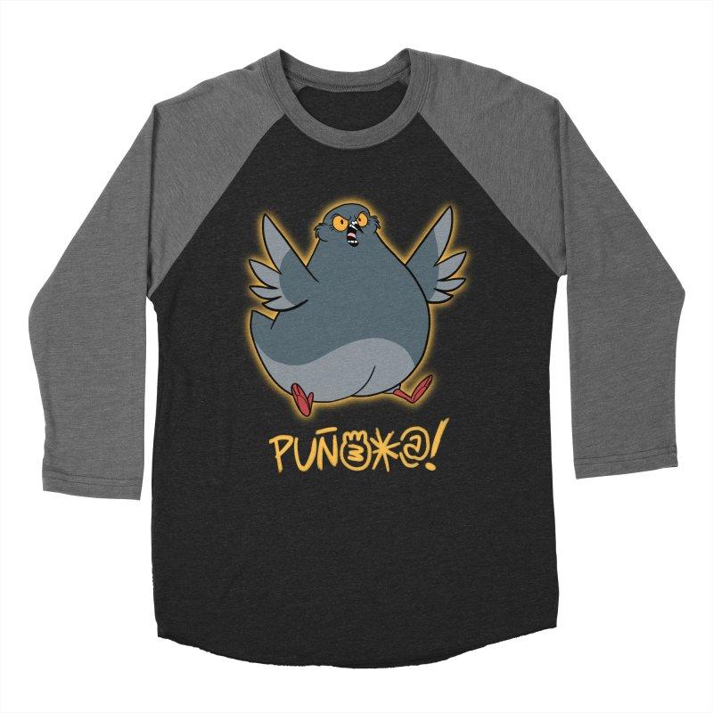 ENGOGONAMIENTO Men's Baseball Triblend Longsleeve T-Shirt by Tripleta Gourmet Clothing