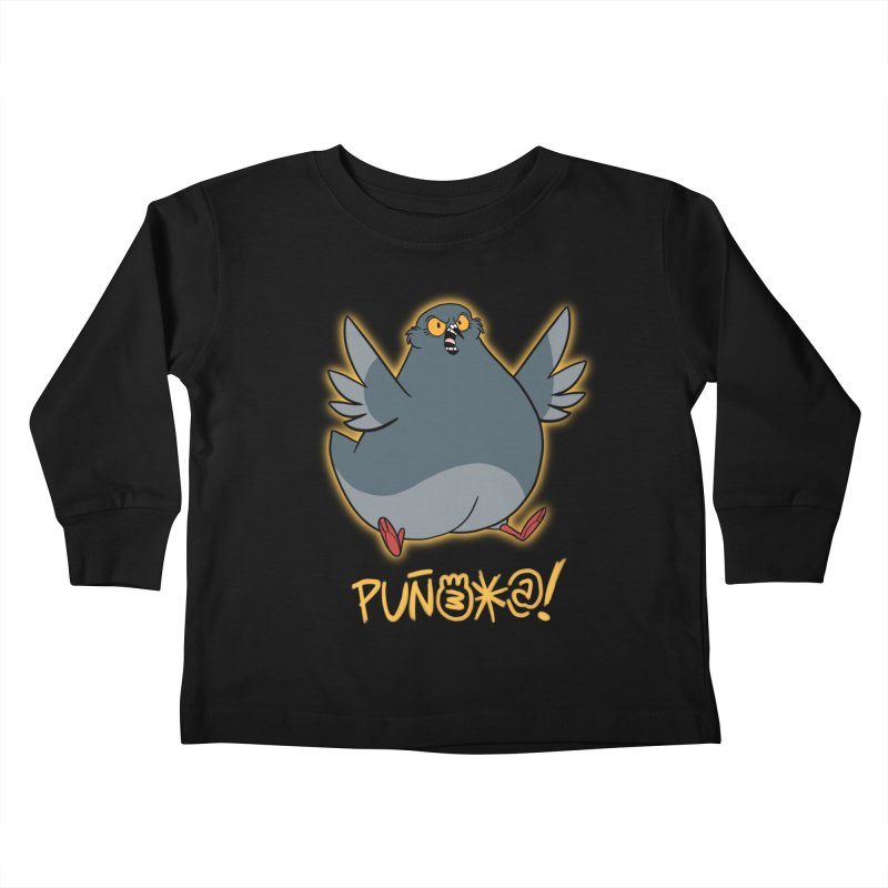 ENGOGONAMIENTO Kids Toddler Longsleeve T-Shirt by Tripleta Studio Shop