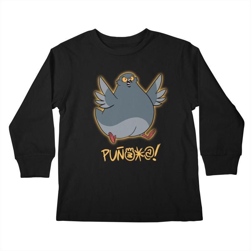 ENGOGONAMIENTO Kids Longsleeve T-Shirt by Tripleta Gourmet Clothing